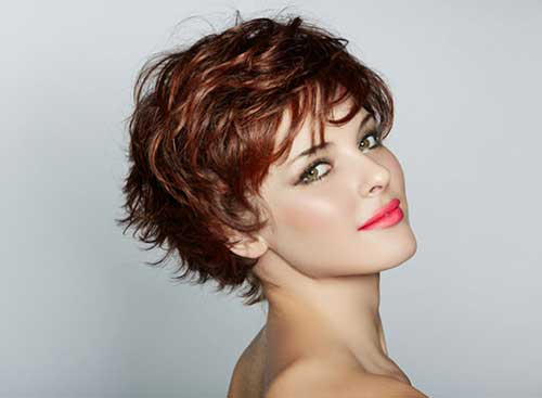 30 Short Layered Haircuts 2014 - 2015