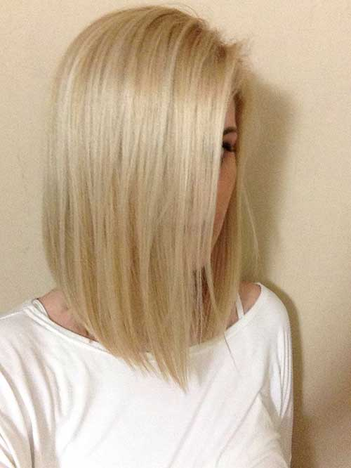 Best Short to Medium Haircut Idea for 2015