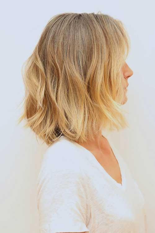 20 Short Medium Hairstyles 2015