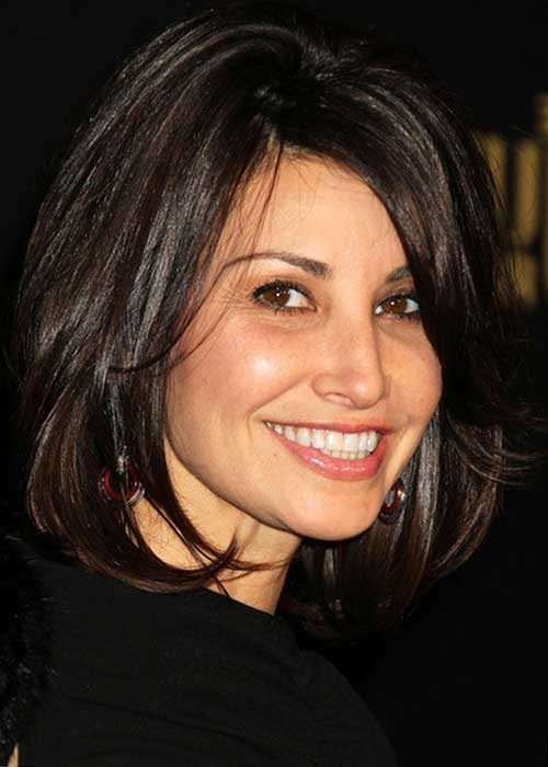 Women Casual Hairstyles For Short Layered Hair