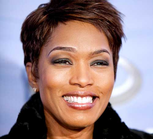 Best African American Short Hairstyles Round Faces