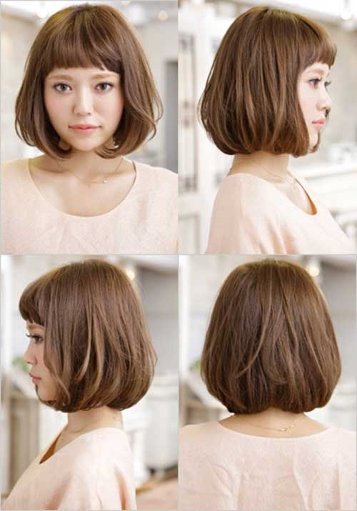 Asian Bob Hairstyles for 2015