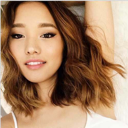40 Beachy Waves Short Hair Short Hairstyles 2017 2018