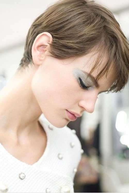 Best Asymmetrical Pixie Cuts