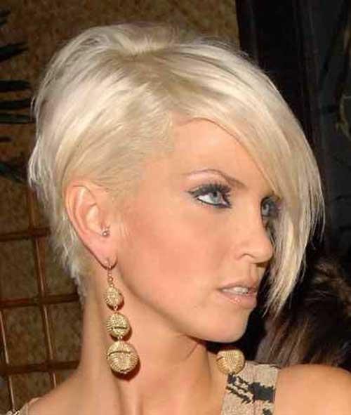 Marvelous 22 Asymmetrical Short Haircuts Short Hairstyles 2016 2017 Short Hairstyles Gunalazisus