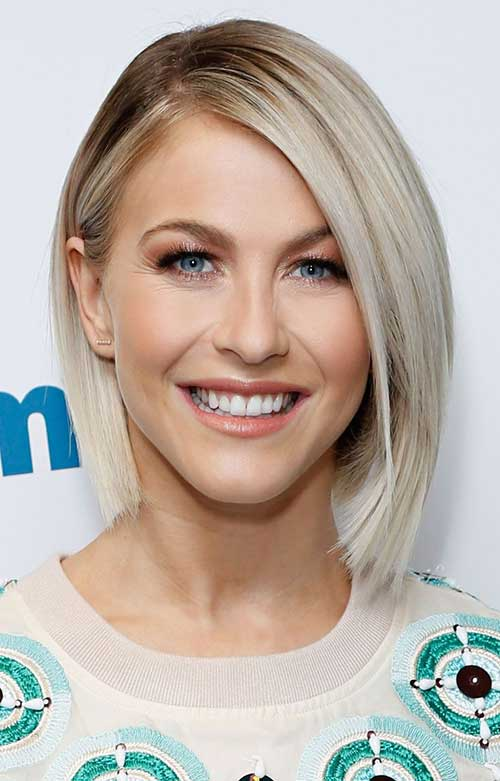 Best Hair For Round Full Face : Asymmetrical short haircuts hairstyles
