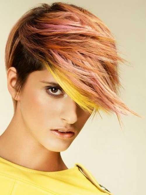 Aylin Koseturk Hair Color