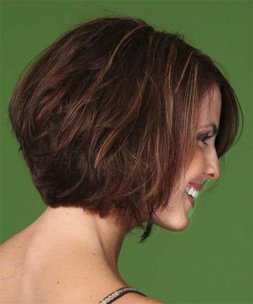 Surprising 35 Short Stacked Bob Hairstyles Short Hairstyles 2016 2017 Hairstyles For Women Draintrainus