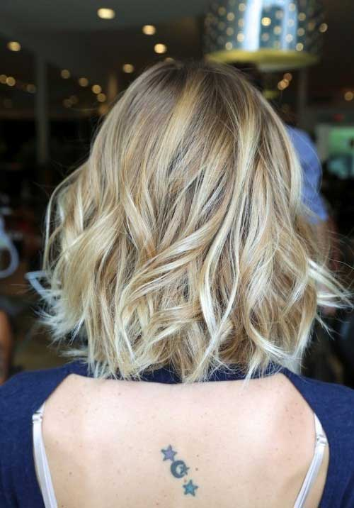 Finished Look How To Get Beach Waves For Short Hair