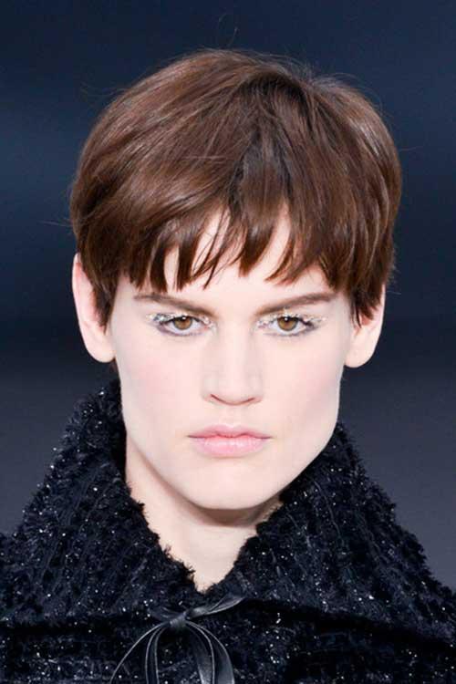 Beauty Pixie Hair Women Trends 2014-2015