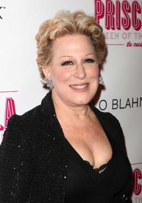 Best Bette Midler Hairstyles