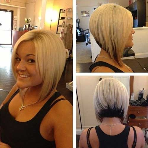 Terrific 35 Short Stacked Bob Hairstyles Short Hairstyles 2016 2017 Hairstyle Inspiration Daily Dogsangcom