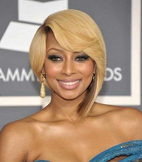 Gorgeous Blonde Nice Bob for Black Women