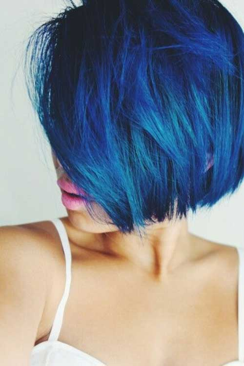 25 Short Haircuts And Colors Short Hairstyles 2017