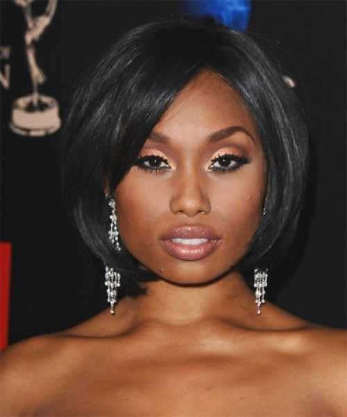 Gorgeous Bob Hairstyles For Black Females hairstyles