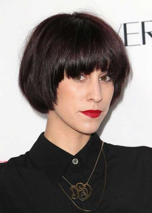 Modern Bowl Cut Women