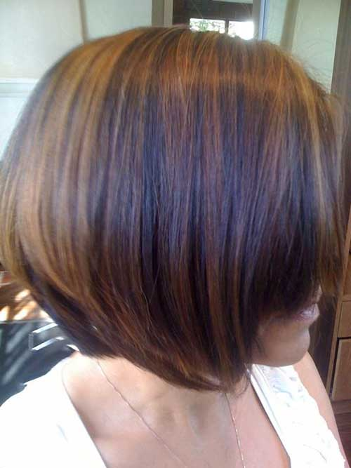 Nice Short Bobs For Black Women