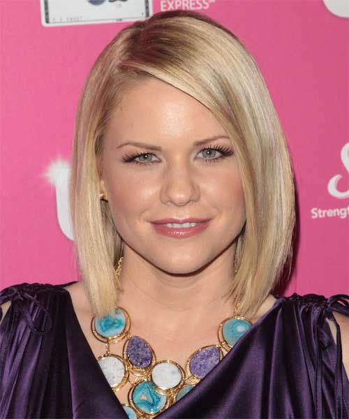 Carrie Keagan Hairstyles