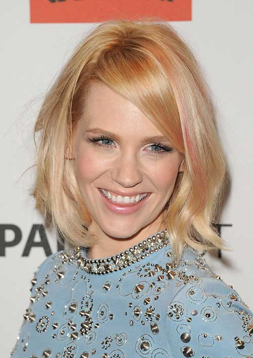 Celebrity Trendy Long Bob Haircuts