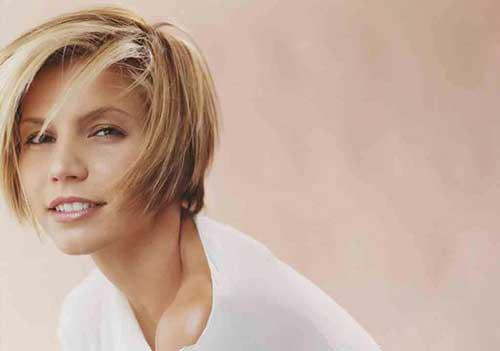 Charisma Carpenter Short Hair