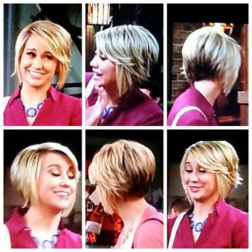Chelsea Kane Hairstyles Looks