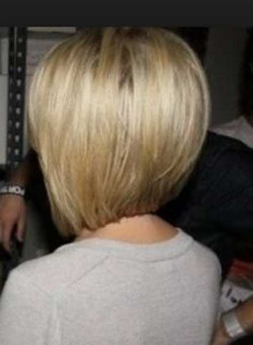 Chelsea Kane S Blonde Hairstyle Back View