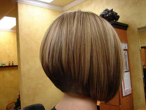 25 Short Inverted Bob Hairstyles