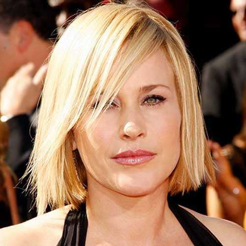 Chin Length Choppy Hairstyles