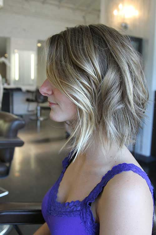 40 Beachy Waves Short Hair Short Hairstyles 2018 2019