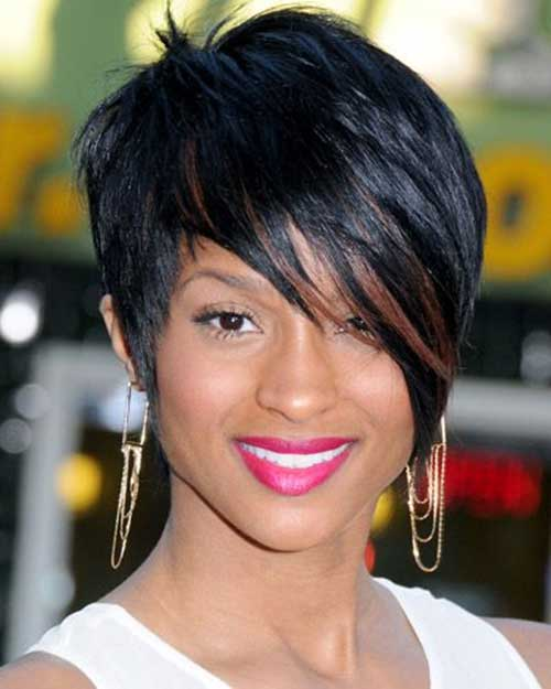 22 Asymmetrical Short Haircuts