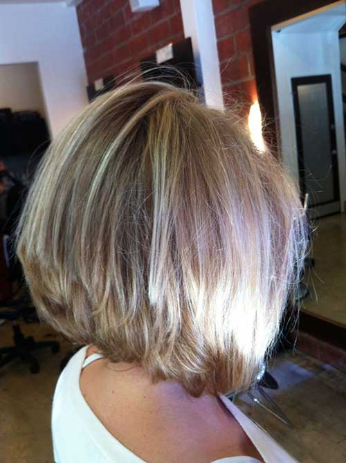 Lighted Colored Long Angled Bobs