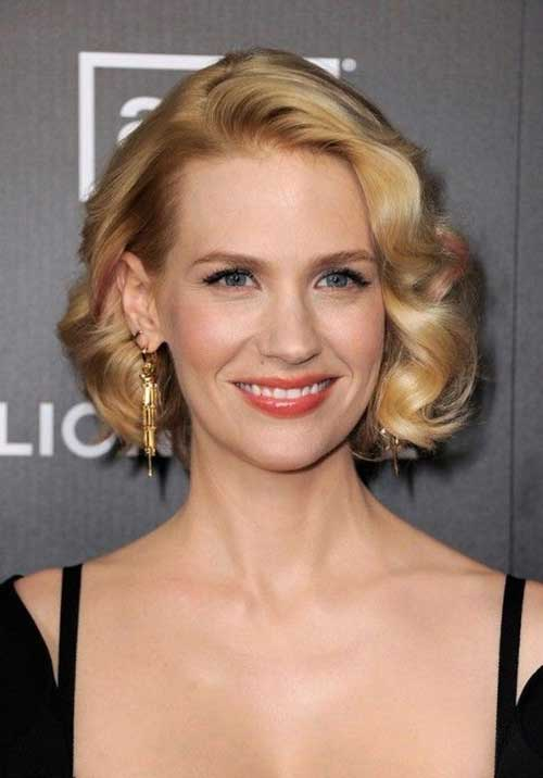 New Short Curly Bob Hairstyles for Women