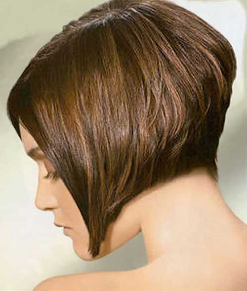 Excellent Graduated Bob Haircut Pictures Short Hairstyles 2016 2017 Hairstyle Inspiration Daily Dogsangcom