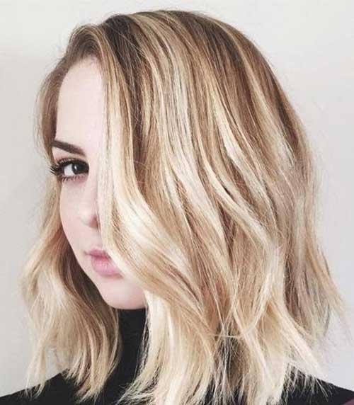 Nice Cute Short Hairstyles For Wavy Hair