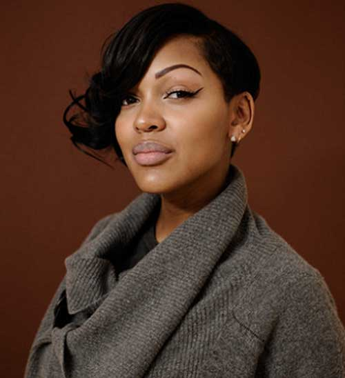 Best Short Haircuts For Black Females