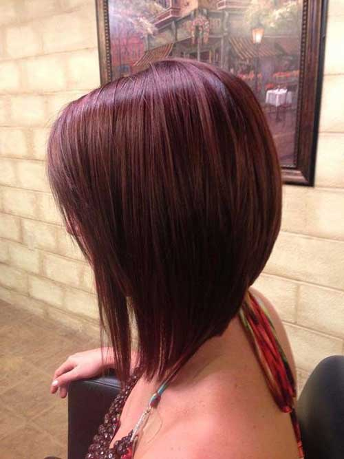Brilliant Angled Bobs With Bangs Short Hairstyles 2016 2017 Most Short Hairstyles For Black Women Fulllsitofus