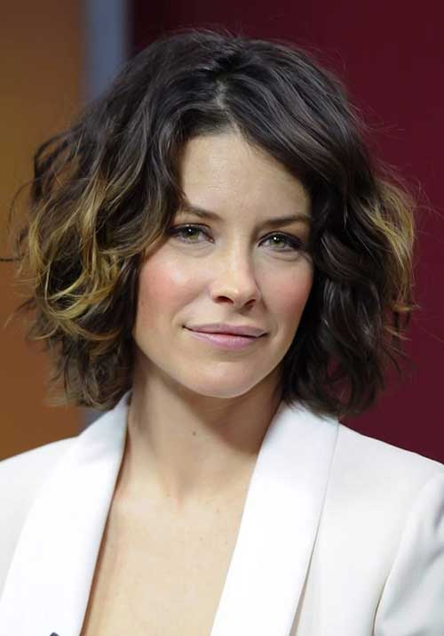 Evangeline Lilly Short Hair