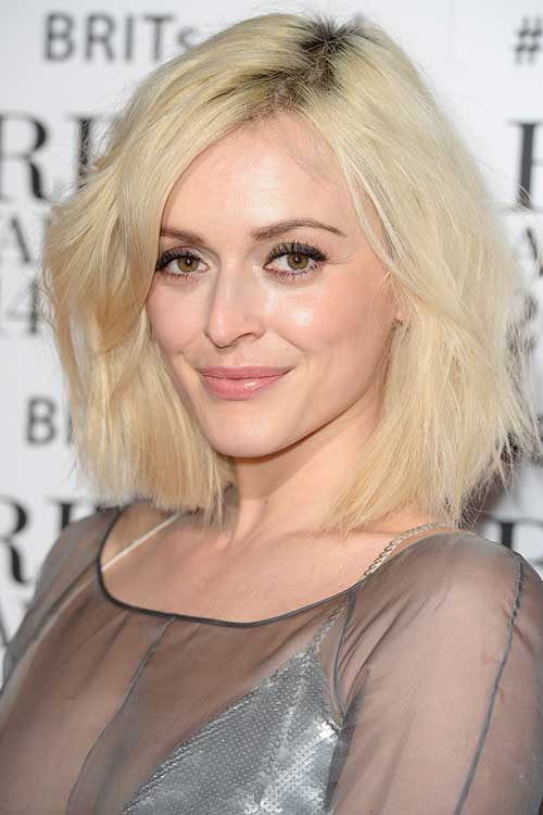 Fearne Cotton Beachy Waves Hair