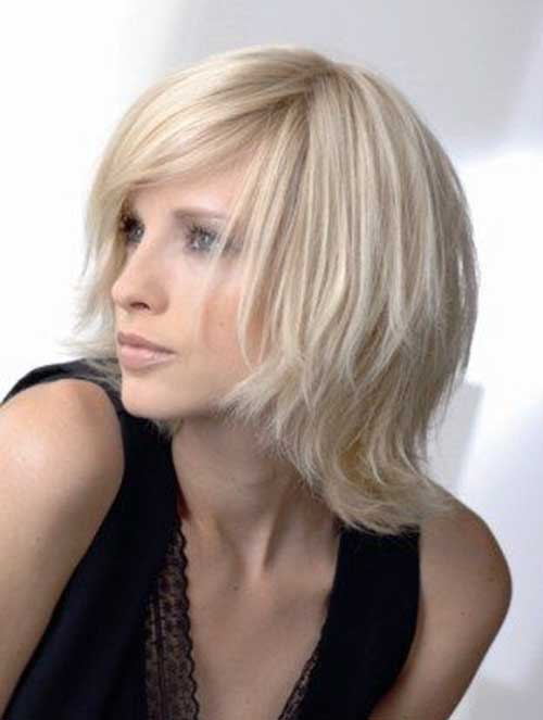 Magnificent Best Short Haircuts For Straight Fine Hair Short Hairstyles 2016 Hairstyles For Women Draintrainus