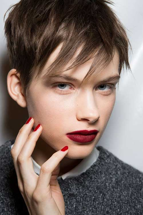 Short Pixie Haircuts For Women 2014 2015 Short