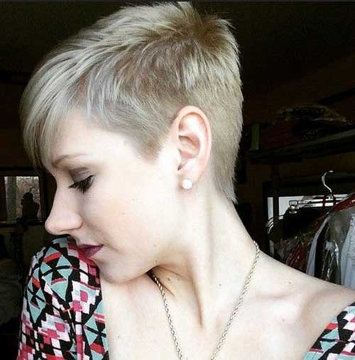 New Pixie Haircuts for Girls Short Hairstyles 2016 2017