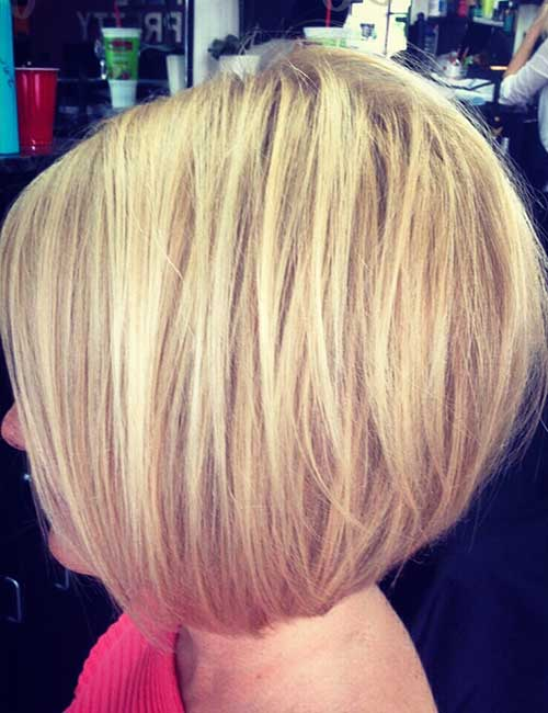 Admirable Graduated Bob Haircut Pictures Short Hairstyles 2016 2017 Hairstyles For Men Maxibearus