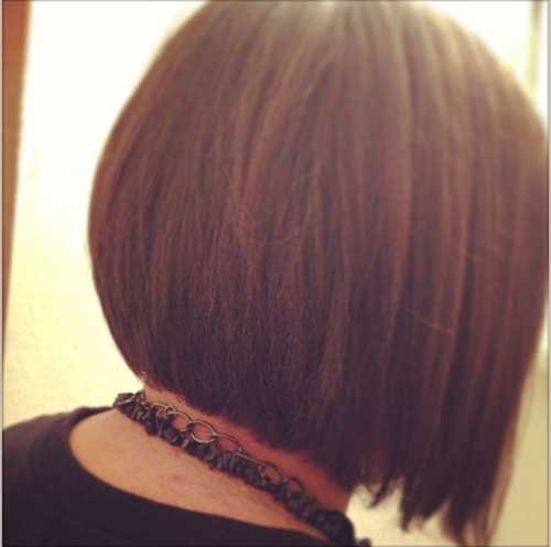 Best Hottest Stacked Bob Haircuts