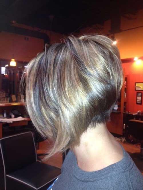 Marvelous 25 Short Inverted Bob Hairstyles Short Hairstyles 2016 2017 Hairstyles For Women Draintrainus