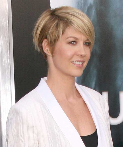 28 Short Straight Casual Hairstyles