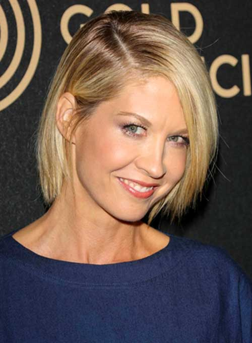 Jenna Elfman Straight Fine Hair