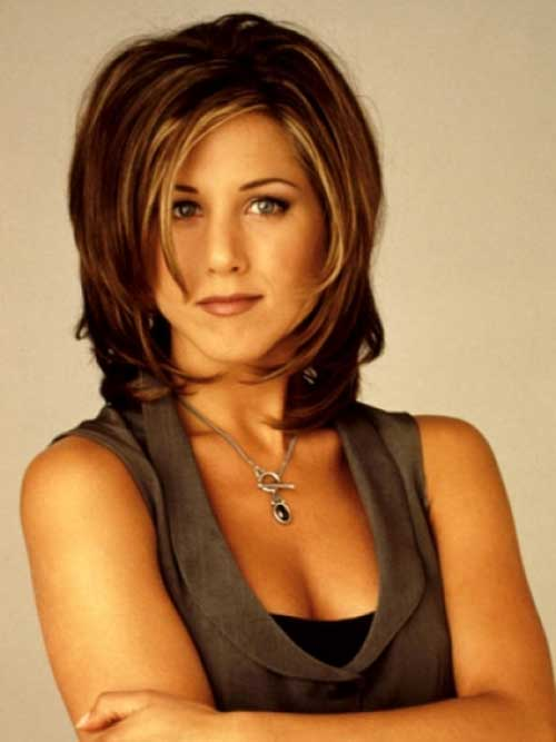 Jennifer Aniston Haircuts
