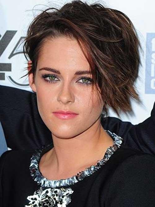 Kristen Stewart Daily Sassy Hair