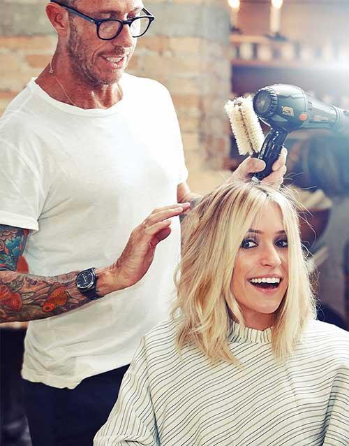 Kristin Cavallari Wavy Hair