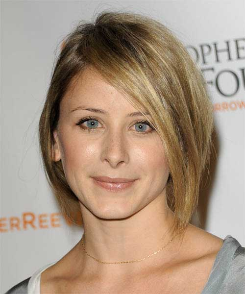 Lauren Bosworth Casual Short Hair
